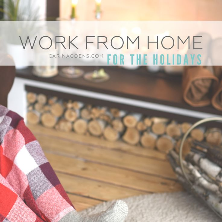 Work from home for the holidays! Home based business opportunity for women, men, and teens. Earn extra holiday shopping cash! More info at carinagoens. com