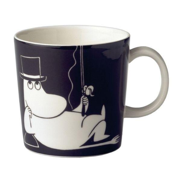 Muumi (Moomin) mugs, Tove Slotte, Iittala.