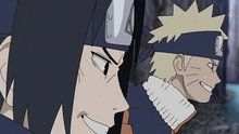 Naruto Shippuden - (Sub) The Worst Three-Legged Race ----- Well drawn and funny. Smart use of speed lines and smears.