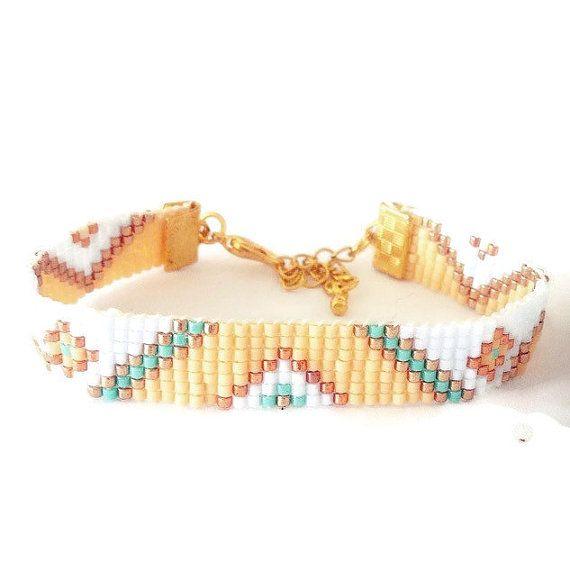 1000+ ideas about Bead Loom Bracelets on Pinterest   Loom ...