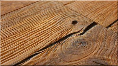 antik tölgyfa padló