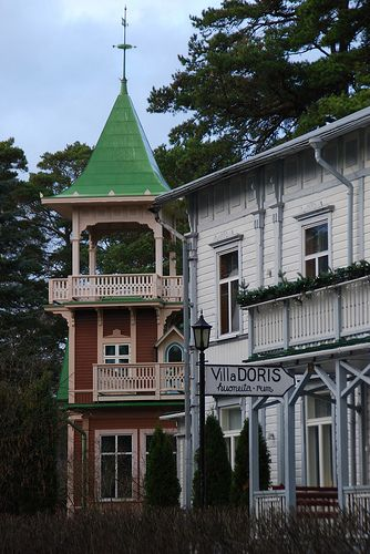 Beautiful villas (by Basse911) Hanko, Finland