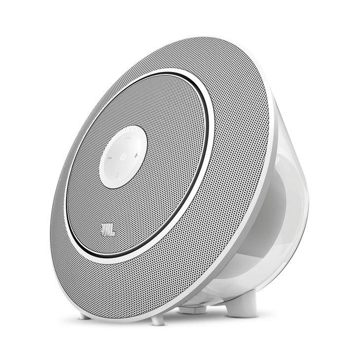JBL Voyager refurbished White-EMEA  De luidspreker die zowel krachtig als draagbaar is Er is niets indrukwekkender dan origineel te zijn. Dit is de JBL Voyager het nieuwe draadloze home audio systeem met een uitneembare draadloze luidspreker. Met de Voyager krijg u zowel kracht als draagbaarheid. Om mee te beginnen de dubbele luidsprekers van het dock en de subwoofer brengen u sonisch vermogen van een full-range JBL home audio-systeem compleet met aux-in-ingang en USB-poorten voor het…