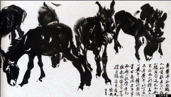 Хуан Чжоу Ослы