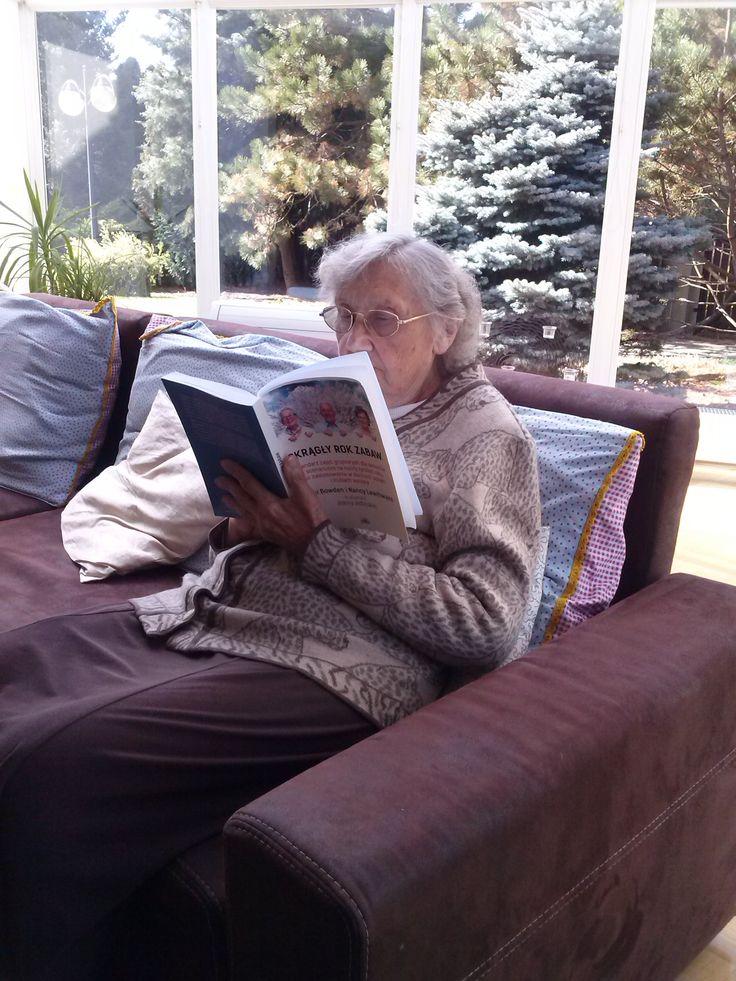 Radosny Dom Seniora - terapia zajęciowa