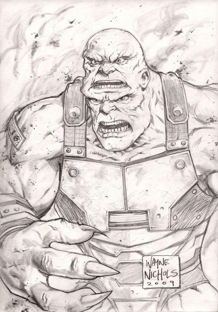 Bi Beast Beast Marvel Marvel Villains Hulk Art