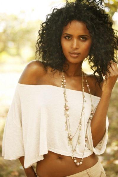 Crystal-Black-Babes Eden Amare - Beautiful Black Beach -6019