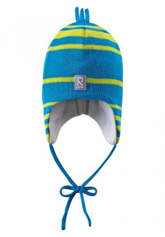 детская шапка Auva Reima http://cutieshop.com.ua/sherstyanaya-detskaya-shapka-auva-reima-temno-biryuzovaya