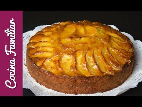 Tarta de manzana muy fácil