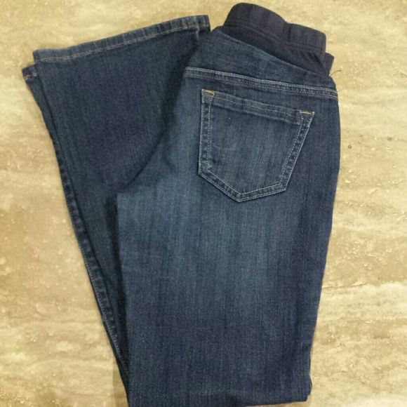 Old Navy Maternity Jeans This are in overall good condition.   No trades.   Price is firm unless bundled. Old Navy Jeans