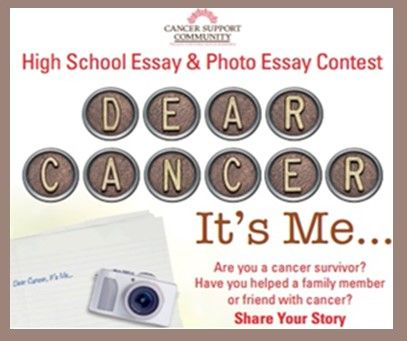 Are there any essay contests for teens in high school?