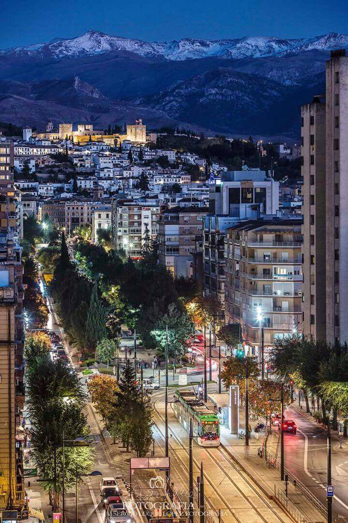 Metro de Granada - Page 7 - SkyscraperCity | PAISAJES