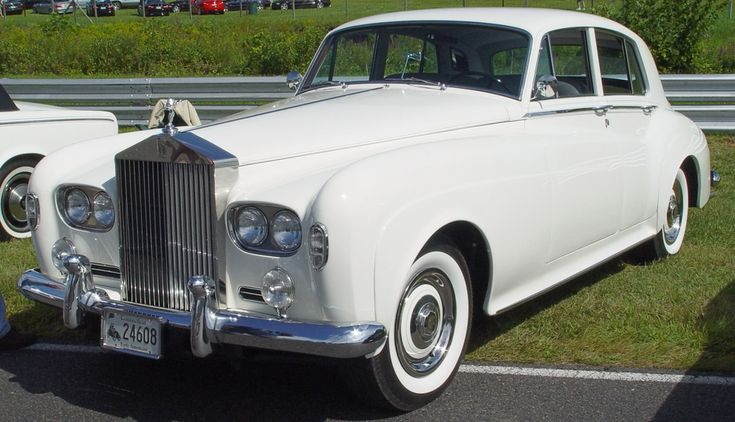 Rolls Royce - there is just something about this car