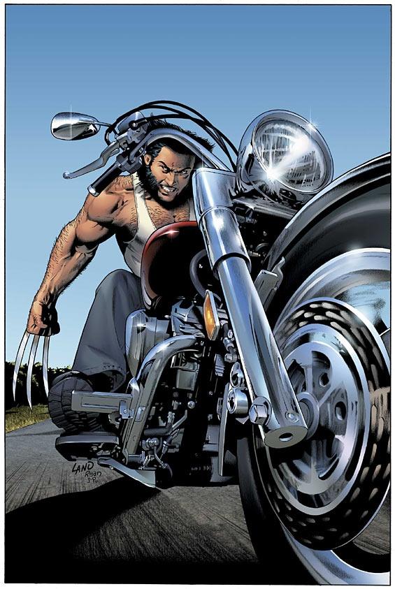 Wolverine by Greg Land