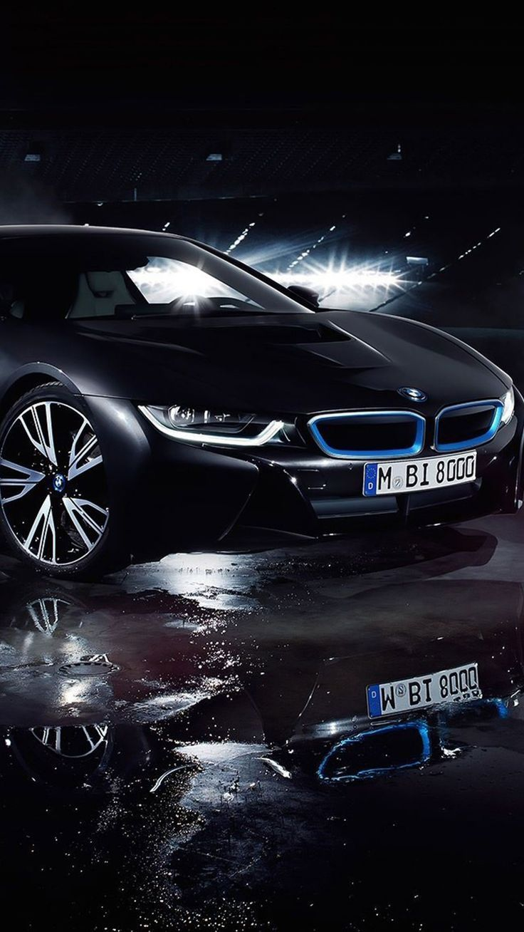 Awesome Bmw Black Bmw I8 Car Wallpaper For Iphone And Android