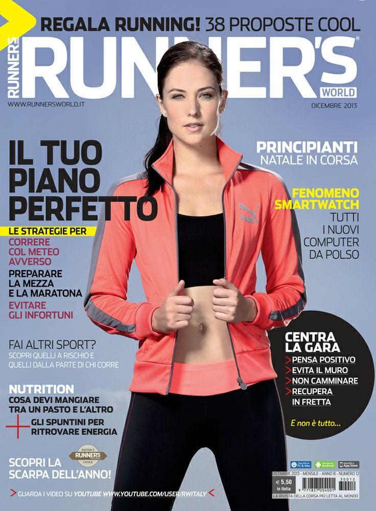 Runner's World Italia, Anno 8, Numero 12, Dicembre 2013 - www.runnersworld.it