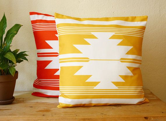 Two pillow covers, Traditional motives, Decoratove traditional pillow, Folk art motives,