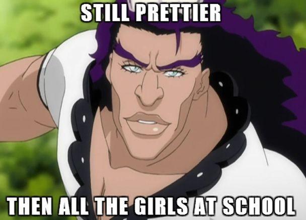 Funny Bleach Anime Meme http://www.modishgeek.com/bleach-anime-series-bluray-set-review/