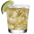 Cuervo Golden Margarita with Grand Marnier - we used to call these Grand Gold Margaritas in the day of the Bombay Bicycle Club in Springfield MO