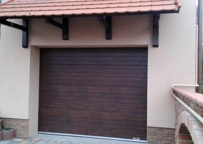 Usi de garaj Cluj sectionale doorTECK - Smilo Holding Cluj