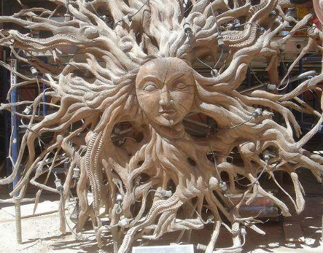 Carving art