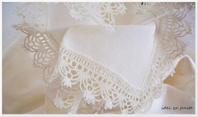 needle lace - kene
