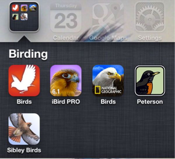 Boucher's Birding Blog: Apps for the Smart Birder — Which One Should You Use?