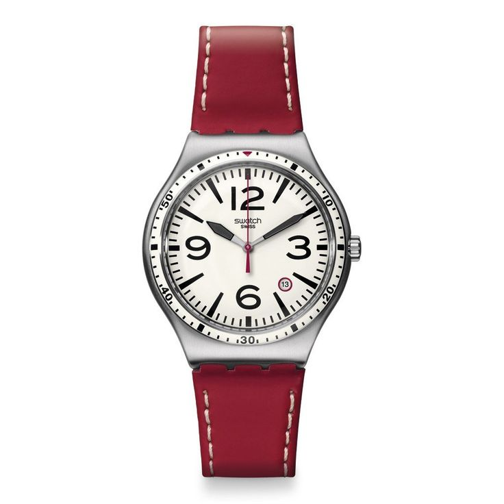 Reloj Swatch Caterhred #outlet #relojes Más modelos en www.entretiendas.com