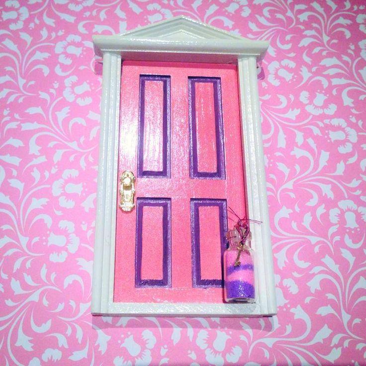 Fairy doors by Pretty Bürd  www.facebook.com/prettyburd
