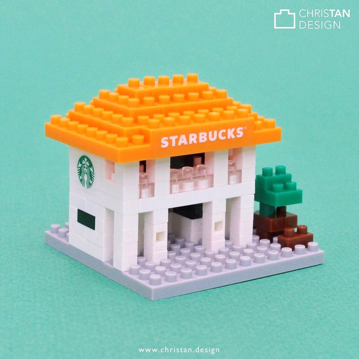 A Starbucks Singapore exclusive that's going on sale starting Nov 6 =D ... I designed this based on a real Starbucks store in Singapore =)