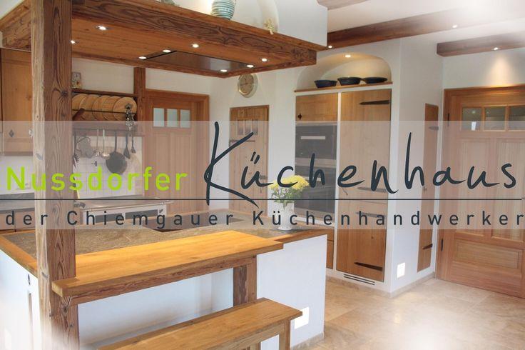 Nussdorfer Küchenhaus - Ihr Partner für Landküchen, Landhausküchen und moderne Küchen aus eigener Herstellung zwischen München und Salzburg, Rustikale Küchen in Handarbeit   Landhaus-/Bauernküchen