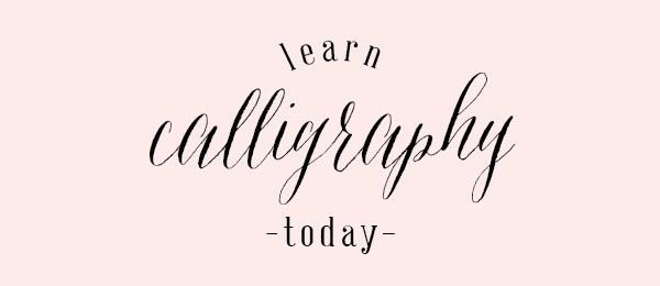 How to Learn Calligraphy in Two Months – The Postman's Knock