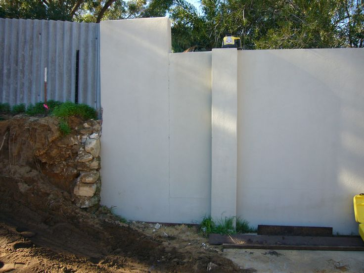 Karrinyup - 2408 - Site - earthworks in progress before slab down on a rear strata, small & difficult block