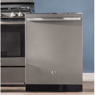 Ge Appliances 24 45 Dba Built In Fully Integrated Dishwasher With