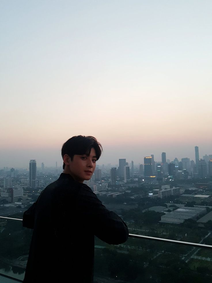 Boyfriend material cha eun woo