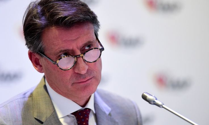 Sebastian Coe has stepped down from his ambassadorial role with Nike with immediate effect