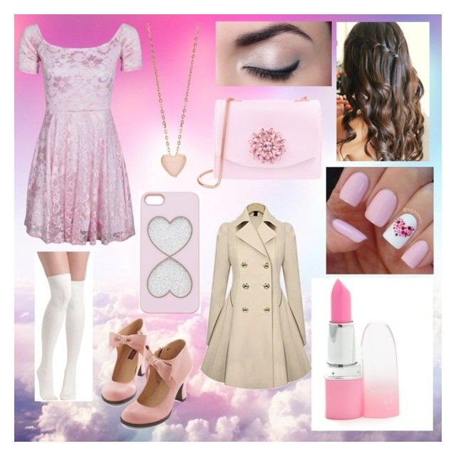 """""""Sweet, innocent girl"""" by cupcake125 ❤ liked on Polyvore"""