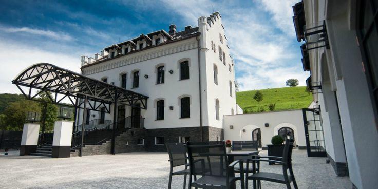 Pałac Jugowice LuxuryHotel****, Jugowice, Luksusowy hotel w pięknie odnowionym pałacyku myśliwskim   Triverna.pl