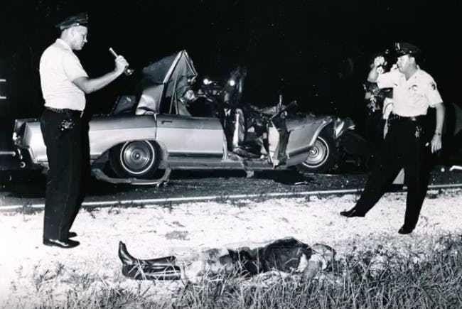 Actress Decapitated In Car Crash