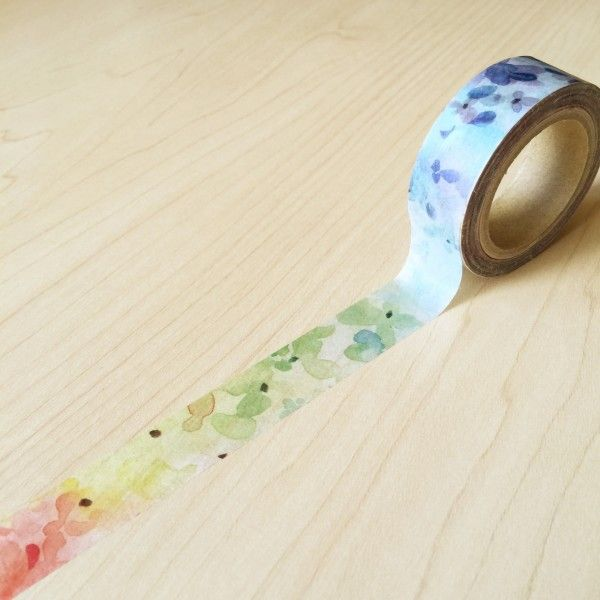 Maybe The Most Beautiful Wash Tape Ever Ayamachi Art