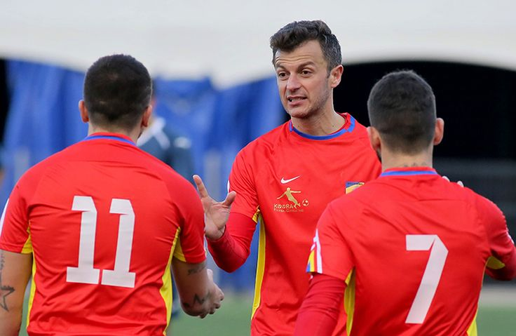 Joi, Ovidiu Burcă a împlinit 37 de ani, iar vineri, colegii de la AS Tricolorul i-au făcut cadou victoria în meciul cu Progresul 2005