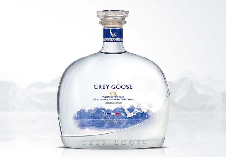 Grey Goose VX — just saw this for the first time at Duty Free!