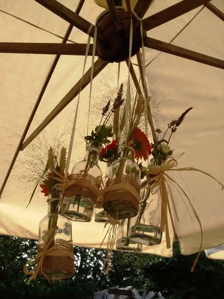 Decorazioni per gli ombrelloni