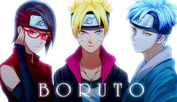 Gambar Boruto Uzumaki The Last Naruto The Movie Hd Naruto