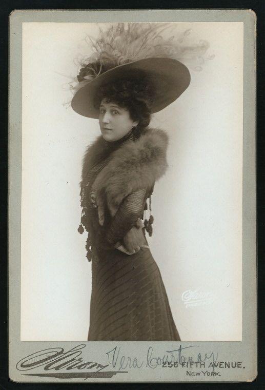 Vera Courtenay | Vera Courtenay