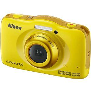 Nikon Coolpix S32 : Test complet