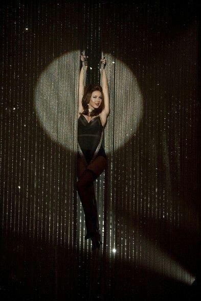 Julianne Hough in Burlesque, 2010