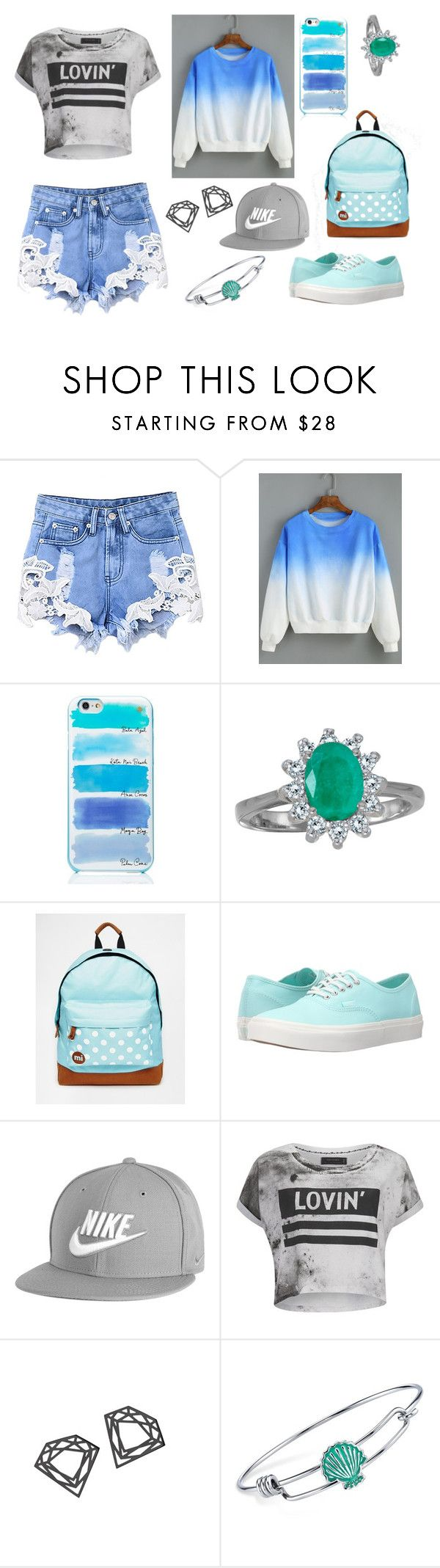 Outfit 20 by sarahcb2002 on Polyvore featuring Religion Clothing, Vans, Mi-Pac, Disney, BillyTheTree, Myia Bonner, NIKE and Kate Spade