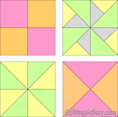 A4aqal Lesson 1 Unit C1 Quilting Gallery Free