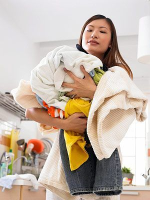 Como manter a casa limpa em 8 passos…